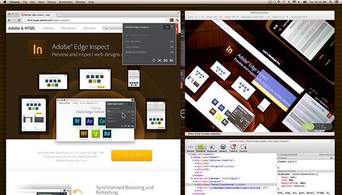 Mobile Usability Testing Tools - Adobe