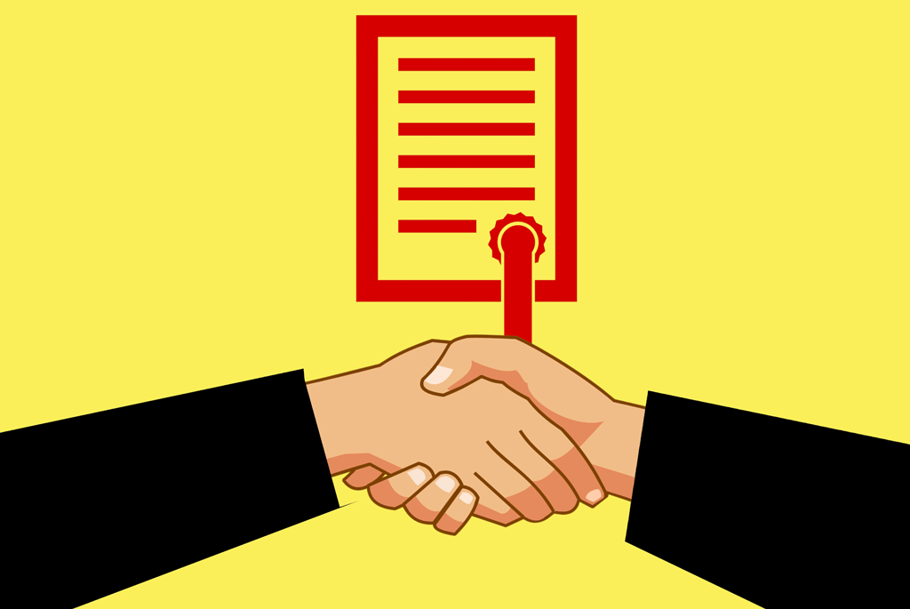 certificate-paper-person-achievement-agreement-award