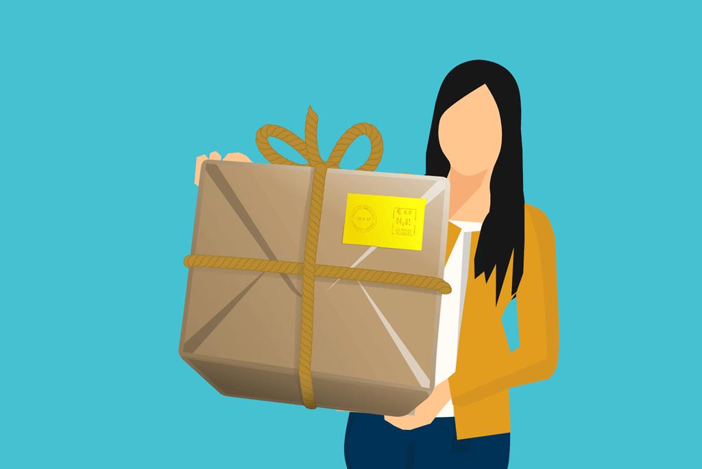 warehouse-shipping-box-business-woman-cargo