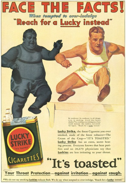 Lucky Strike - CRO Experts