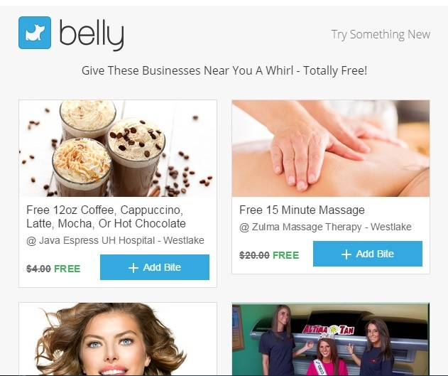 local offers for email marketing ideas