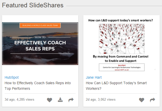 featuredslideshares