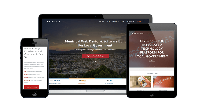 CivicPlus Website